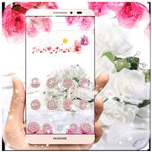 White Rose Theme icon