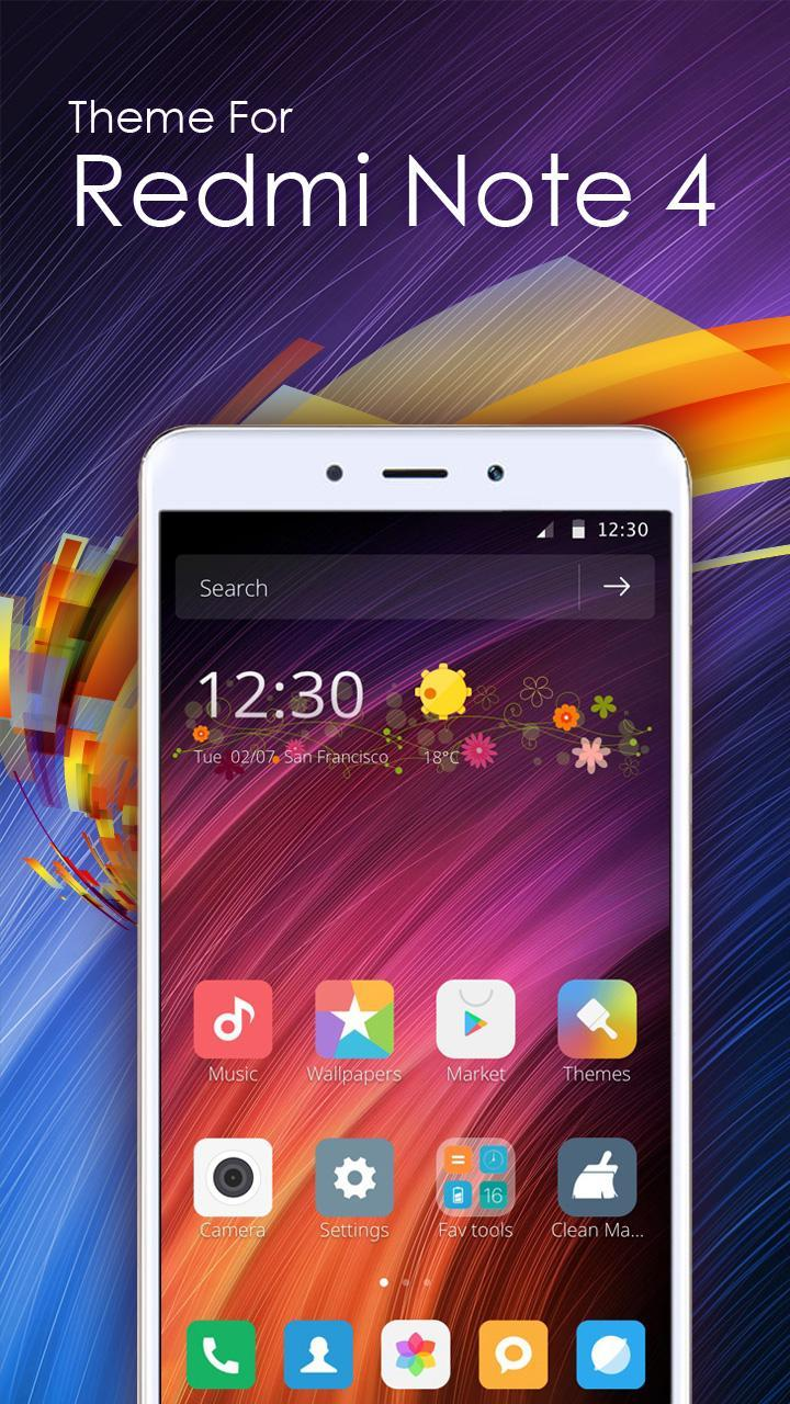 Theme For Redmi Note 4 for Android - APK Download