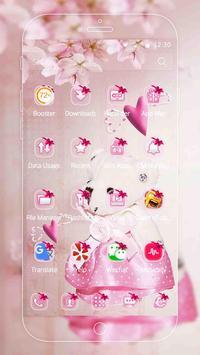Pink Princess Bear Theme screenshot 7