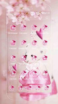 Pink Princess Bear Theme screenshot 5