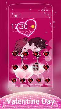 Kiss Day Love Theme poster