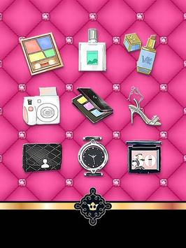 Pink Beauty Theme poster