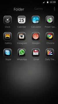 Cool Black Material Theme for Android - APK Download