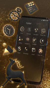 Golden Deer Launcher screenshot 1