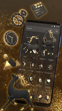 Golden Deer Launcher screenshot 2