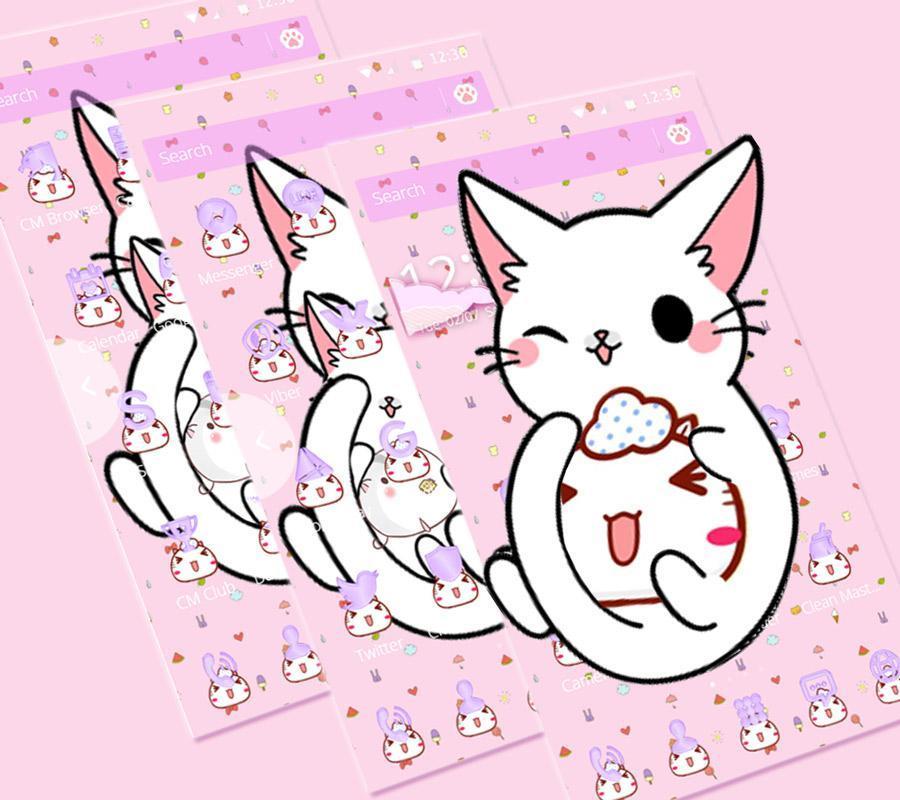 Animasi Gambar Kartun Kucing Lucu Dan Imut Majalah Cat Dog