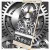 Silver Mechanical Gears Theme アイコン