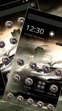 Black Cool Car Theme and Live wallpaper apk screenshot