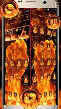 Fire Fist screenshot 3