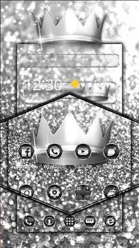 Silver Black Theme screenshot 2