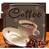 Coffee Brewing Theme & Live Wallpaper icon