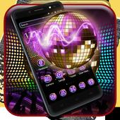 disco Light Night Theme icon