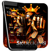 Hell Skull King Theme icon