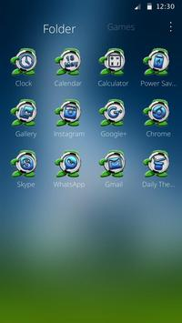 Football Jersey Cheer Theme HD apk screenshot