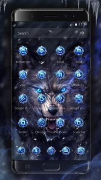 Cruel Howling Wolf Theme screenshot 4