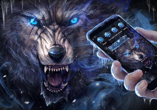 Cruel Howling Wolf Theme screenshot 6