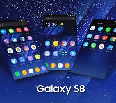 Theme for Samsung Galaxy S8 apk screenshot
