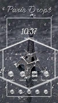 Paris Drops Theme apk screenshot