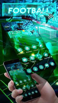 Football Theme screenshot 1