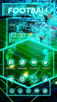 Football Theme screenshot 2