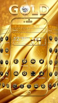 Gold Luxury Theme poster