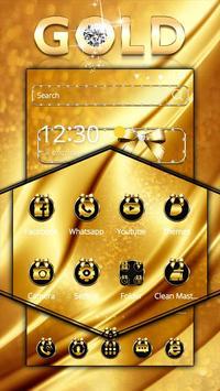 Gold Luxury Theme screenshot 2