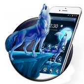 wicked Howl Wolf Theme 2D icon