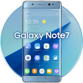 Theme for Galaxy Note7 icon