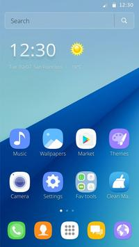 Theme for Galaxy Note7 apk screenshot