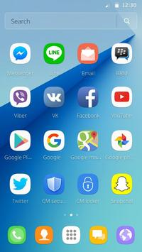 Theme for Galaxy Note7 apk screenshot
