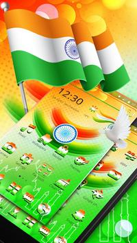 indian independence day Theme 2D poster