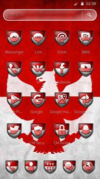 Happy Indonesia Independence day Theme 2D apk screenshot