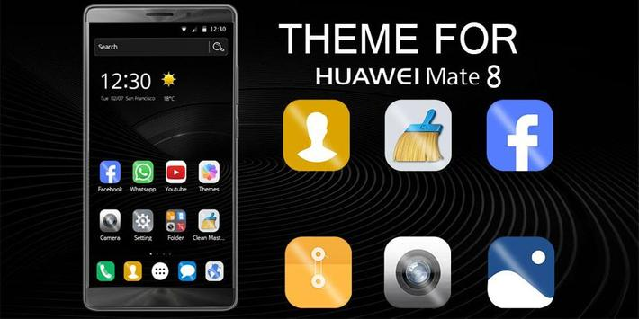 Theme for Huawei Mate 8 apk screenshot