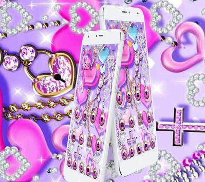 Glitter Diamond poster