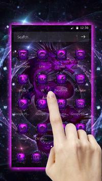 紫色自然之龙 apk screenshot