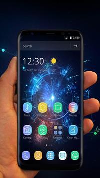 星空的主題 S8 screenshot 1