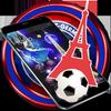 Paris Football Launcher Theme アイコン