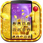 [FREE] Golden Slots machine Casino Dollars Theme icon