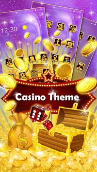 [FREE] Golden Slots machine Casino Dollars Theme screenshot 1