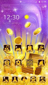 [FREE] Golden Slots machine Casino Dollars Theme screenshot 4