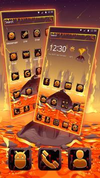 Floor Is Lava challenge Theme poster