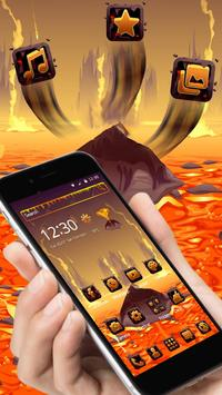 Floor Is Lava challenge Theme screenshot 1