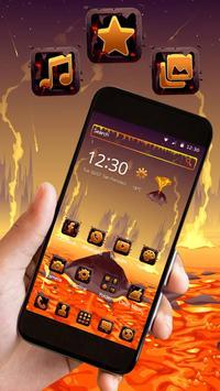 Floor Is Lava challenge Theme screenshot 2