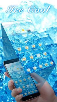 Ice Cool Theme apk screenshot
