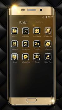 Leopard Print - Diamond Zipper Theme screenshot 4