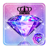 Galaxy Diamond Theme icon