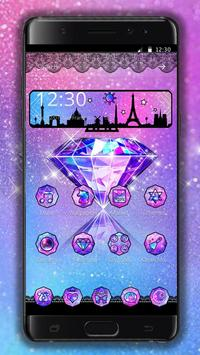 Galaxy Diamond Theme screenshot 2