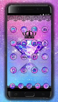 Galaxy Diamond Theme screenshot 3