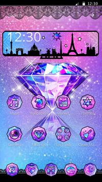 Galaxy Diamond Theme screenshot 7