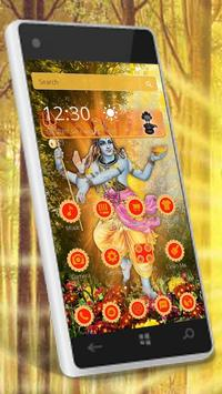 Lord Shiva Mobile Theme poster